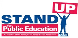 Stand Up for Public Education logo