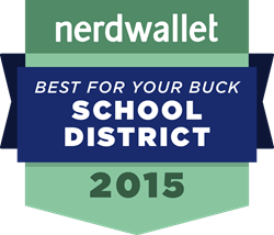 District Named #18 'For Your Buck""