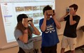 BPHS students view virtual reality videos