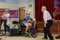 Memorial students learn about the science behind a bicycle