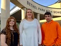 Four BPHS Students Earn Extra Effort Award From Steel Center image