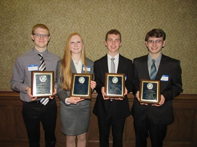 BPHS Technology Excellence Award winners