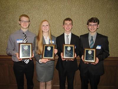 BPHS Technology Excellence Award winners