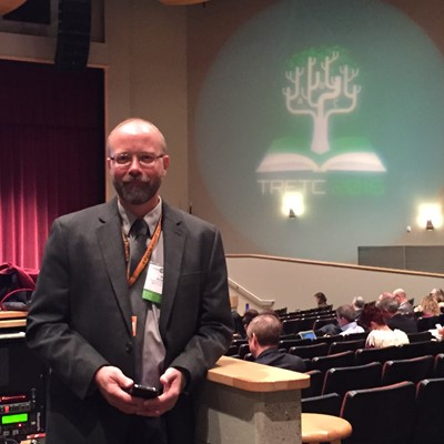 BPSD Technology Director Ron Reyer