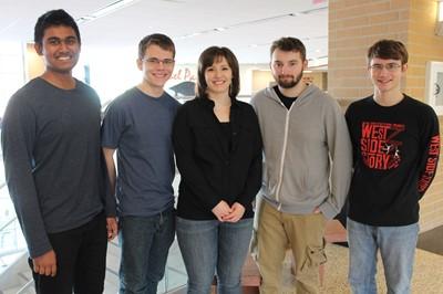 The BPHS Science Bowl Team