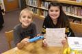 Penn Third Graders Explore Non-Fiction Texts Using QR Readers image