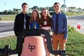 Four Seniors Recognized By National Merit Scholarship Corporation image