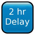 2 Hour Delay Logo