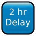 2 Hour Delay Logo