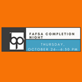 FAFSA Completion Night Logo