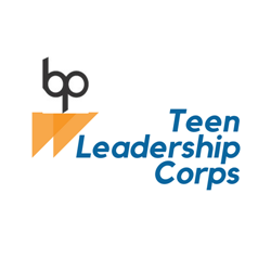 Teen Leadership Corps logo