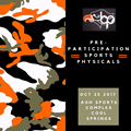Pre-Participation Sports Physical Logo