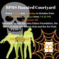 Haunted Courtyard logo