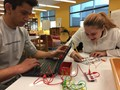 STEAM Course Introduces Freshmen To Human-Centered Design image