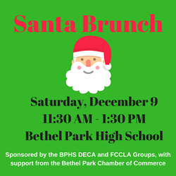 Santa Brunch Logo