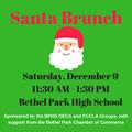 Santa Brunch logo