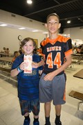 NAMS Students on Popcorn Fridays