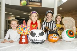Winners of the Pumpkin Patch contest