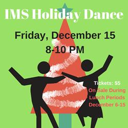 Holiday Dance logo
