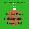 holiday music concert logo
