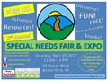 Special Needs Fair And Expo At Pathfinder On April 29 image