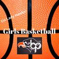 Girls basketball logo