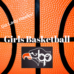 Girls Basketball logo