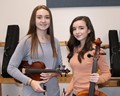 Two Musicians Selected For Junior High District Orchestra image