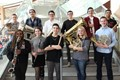 Eleven BPHS Musicians Selected For District Band image