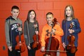 Four NAMS Musicians Selected For Elementary StringFest image