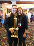 DECA Students Earn Multiple Awards At State Conference image