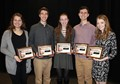 District Honors National Merit Scholarship Students With A Luncheon image
