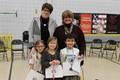 Memorial Third Grader Wins Third Grade Spelling Bee image