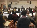 BPHS Musicians Work With College Directors And Musicians image