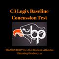 C3 Logix Baseline Concussion Tests