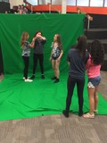 The NAMS Remake Learning Days Green Screen Activity