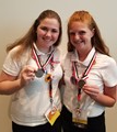 FCCLA National Competition Silver Medalists