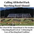 Calling All BP Marching Band Alumni!