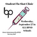 Flu Shot Clinic Logo