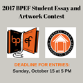 Art and Essay Contest Logo