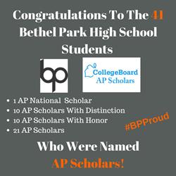 AP Scholars logo