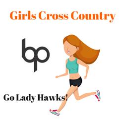 Girls Cross Country logo
