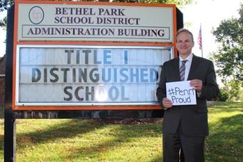 Penn Principal Brian Lenosky