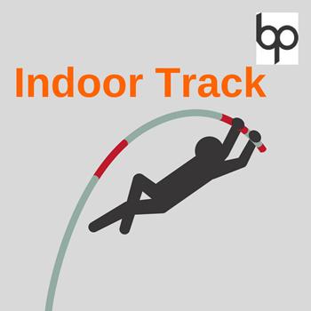 Indoor Track Logo