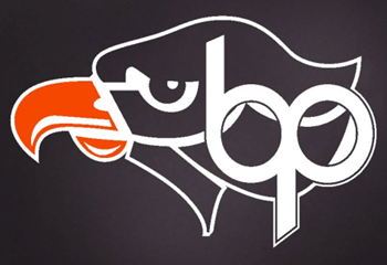 Black Hawk/white BP logo