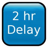 Two Hour Delay Logo