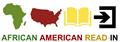 African American Read-In logo