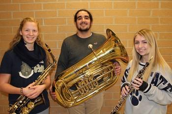 Region Band Musicians