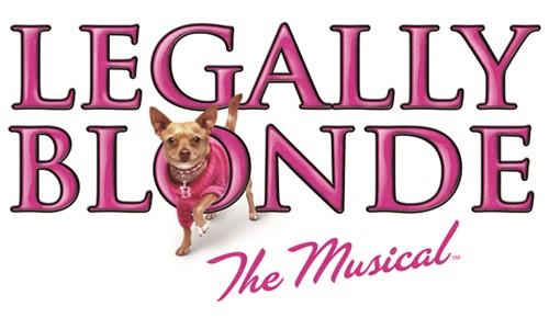 Legally Blonde logo
