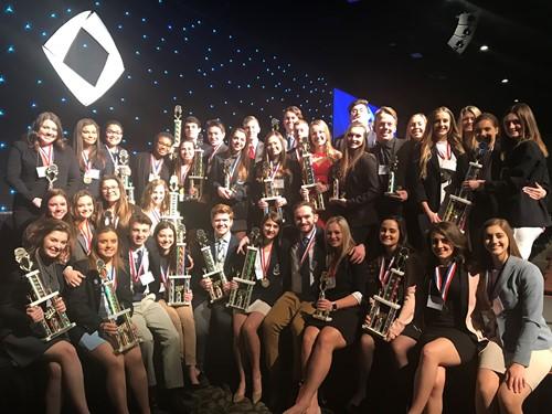 DECA State Finalists